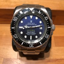 Rolex 116660 Acier 2017 Sea-Dweller Deepsea 44mm occasion France, Paris