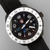 Luminox SXC Carbon 46mm Black Arabic numerals