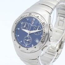 Universal Genève Compax new Quartz Watch with original box 853830