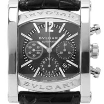 Bulgari Assioma AA44SCH 2007 pre-owned