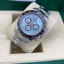 Rolex Daytona Platinum 40mm Blue No numerals United States of America, Florida, Miami