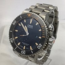 Oris Carlos Coste Limited Edition Titan 46mm Negru