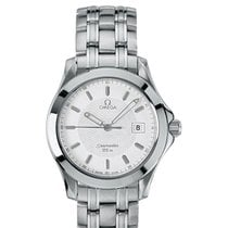 Omega Seamaster Steel 28mm White United States of America, New York, New York