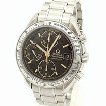 Omega Speedmaster Date new Automatic Watch with original box and original papers 3513.54.00