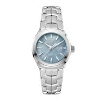 TAG Heuer Link Lady Steel 32mm Blue No numerals United States of America, Illinois, Willowbrook