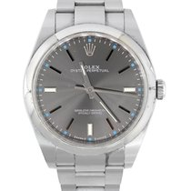 Rolex Oyster Perpetual 39 Steel 39mm Grey No numerals United States of America, Florida, Boca Raton
