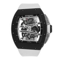 Richard Mille RM 061 Carbone 42mm Transparent Sans chiffres