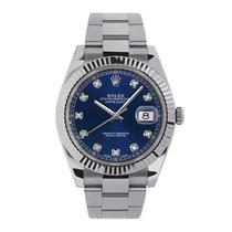 Rolex 126334 Steel 2020 Datejust 41mm new United States of America, New York, New York