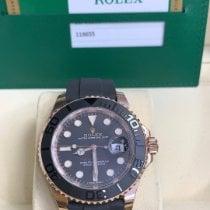 Rolex Yacht-Master 40 Rose gold 40mm Black No numerals United States of America, Florida, Miami