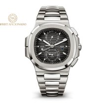 Patek Philippe 5990/1A-001 Steel 2019 Nautilus 40.5mm pre-owned United States of America, New York, New York