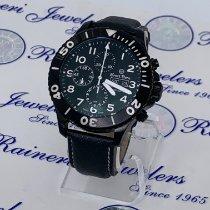 Ernst Benz Stahl 47mm Automatik Ernst Benz CHRONODIVER PVD GC10771N neu