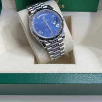 Rolex 228239 White gold 2021 Day-Date 40 40mm new