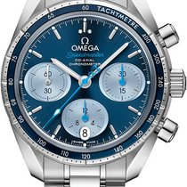 Omega Speedmaster new 2020 Automatic Chronograph Watch with original box and original papers 324.30.38.50.03.002