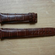 Franck Muller Brown alligator strap for ref: 8005 H/ H CC Conquistador Cortez new