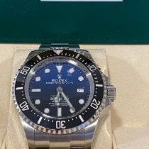 Rolex Sea-Dweller Deepsea Stahl 44mm Blau Keine Ziffern Deutschland, Gießen