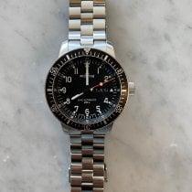 Fortis B-42 Official Cosmonauts Steel 42mm Black Arabic numerals United States of America, Washington, Kirkland
