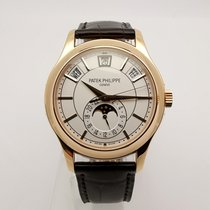 Patek Philippe Rose gold 40mm Automatic Patek Philippe 18k Rose Gold 5205R-001 with Box & Papers pre-owned New Zealand, Auckland