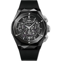Hublot Classic Fusion Aerofusion Ceramic 45mm Transparent No numerals United Kingdom, London