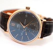 IWC Rose gold 45mm Manual winding IW510104 pre-owned