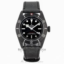 Tudor Black Bay Dark Steel 41mm Black No numerals United States of America, California, Beverly Hills