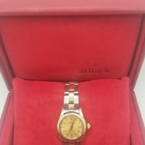 Rolex Oyster Perpetual Gold/Steel Champagne No numerals United States of America, Florida, 32824