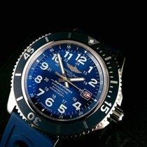 Breitling Superocean II 44 Acero 44mm Azul