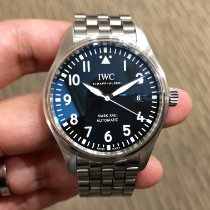 IWC Steel 40mm Automatic IW327011 pre-owned Singapore, Singapore