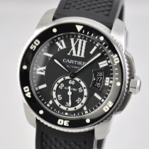 Cartier Steel 42mm Automatic W7100056 pre-owned United States of America, Ohio, Mason