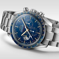 Omega Speedmaster Professional Moonwatch new 2018 Manual winding Chronograph Watch with original box and original papers 311.30.42.30.03.001