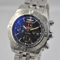 Breitling Steel 44mm Automatic A4436010/BB71/379A pre-owned United States of America, Ohio, Mason