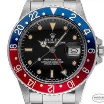 Rolex GMT-Master 16750 1990 gebraucht