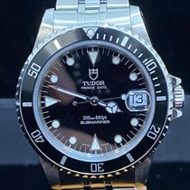 Tudor Submariner 75190 2001 pre-owned