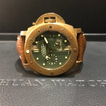 Panerai Special Editions PAM 00507 Good Bronze 47mm Automatic Singapore, Singapore