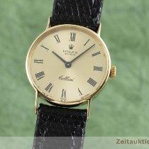 Rolex Cellini 3810 1971 rabljen