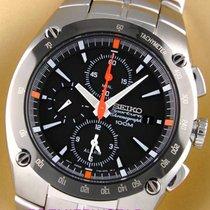 Seiko Sportura new Quartz Chronograph Watch with original papers