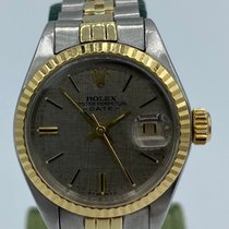 Rolex 6916 Acier Oyster Perpetual Lady Date 26mm occasion