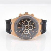 Audemars Piguet Royal Oak Roségold 42mm Grau