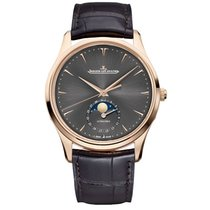 Jaeger-LeCoultre Master Ultra Thin Moon Rose gold 39mm Grey United States of America, Pennsylvania, Holland