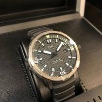 IWC Aquatimer Automatic 2000 Titan 46mm Negru Fara cifre