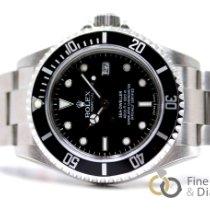 Rolex Sea-Dweller 4000 Acero 40mm Negro Sin cifras España, Madrid