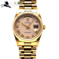 Rolex Day-Date 36 Or jaune 36mm
