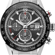 TAG Heuer Carrera Calibre HEUER 01 CAR201Z.BA0714 2017 pre-owned