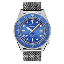 Squale Steel 42mm Automatic 026 Squale 1521 Ocean Polish new