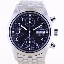 IWC Pilot Chronograph IW3706-001 2000 occasion