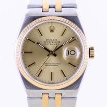 Rolex 17013 Золото/Cталь 1986 Datejust Oysterquartz 36mm подержанные
