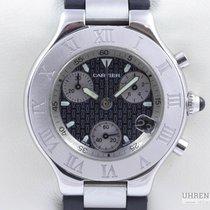 Cartier 21 Chronoscaph Stahl 38mm Deutschland, München