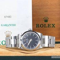 Rolex Oyster Perpetual 31 gebraucht 31mm Stahl