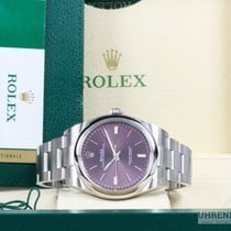 Rolex Oyster Perpetual 39 Otel 39mm