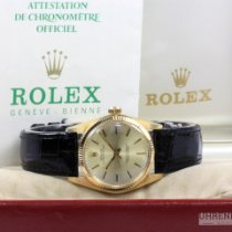 Rolex Or jaune Remontage automatique 31mm occasion Oyster Perpetual 31