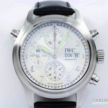 IWC Pilot Double Chronograph Acero 42mm